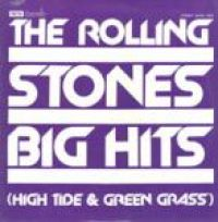 Cover The Rolling Stones - Big Hits [High Tide And Green Grass]